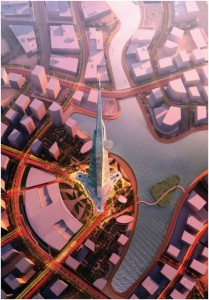 Kingdom Tower project